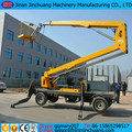 ce self-propelled telescopic boom lift