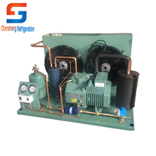 Hot sale open model small condensing unit with Bitzer/copeland/frascold compressor