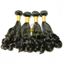 FMT Chemical Free Funmi Weft Raw Virgin Indian Hair with Good Quality