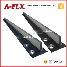 Elevator guide rail T70 B/ A , T50A/B , T90 , 45 for Guide Rail For Elevators spare parts