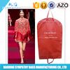 Hot sale Silk-Screen Non Woven Fabric Garment Bag