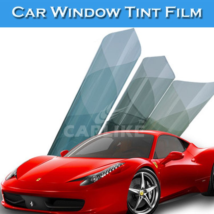 1.52x30M 5x98FT Good Quality Removable Tint Vinyl Window Film Car