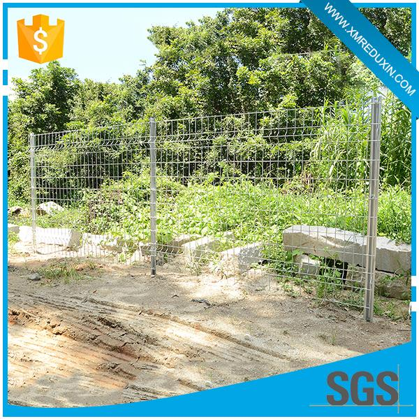 Hot Dipped Galvanized High Tensile Steel Hinged Joint Wire Field Fence For Farm