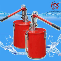 Portable Injection Pump Hand Operate Grouting Pump Sprayer