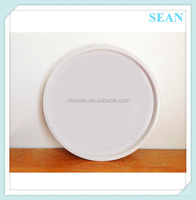 New design round metal food trays made in China