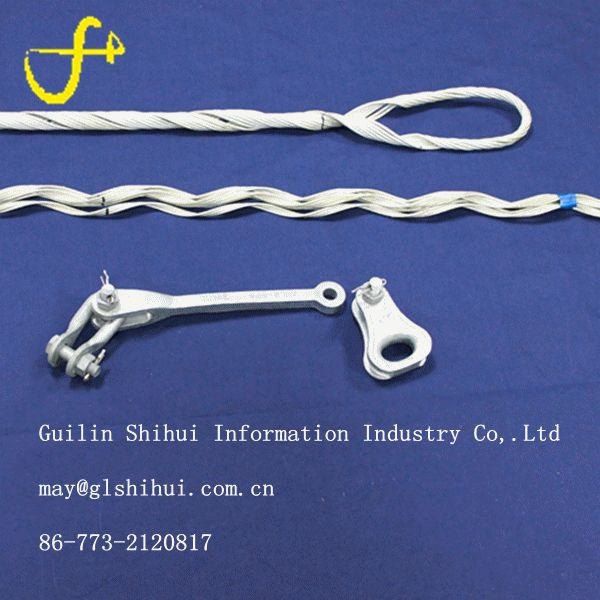 Electrical Preformed goods of guy wire anchor hot sale in bolivia