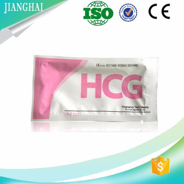 The best new types accurate hcg test card From China supplier