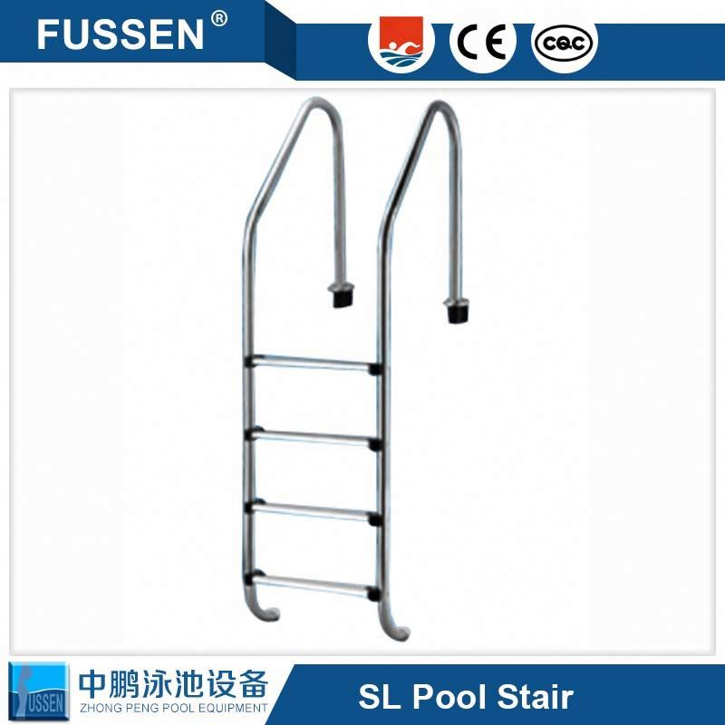 2016 Hot selling stainless steel swimming pool ladder, accessories, handrail for safety