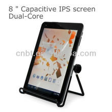 8 inch tablet pc with hdmi input with HD screen