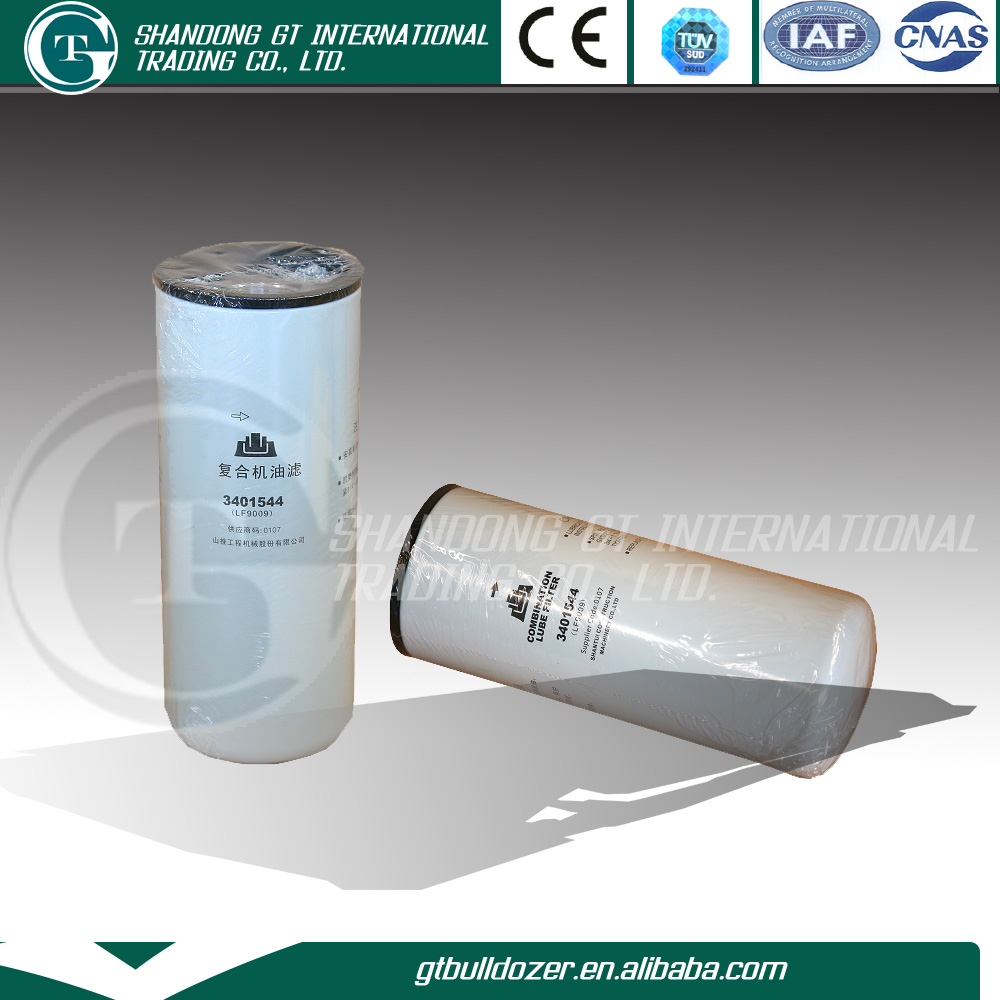 good quality filter oil filter, hydraulic oil filter LF9009 3401544
