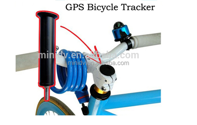 Newest Bicycle GPS Tracker with Scheduled Wake-up Function For Smart Saving Battery By Remote Control SMS Command
