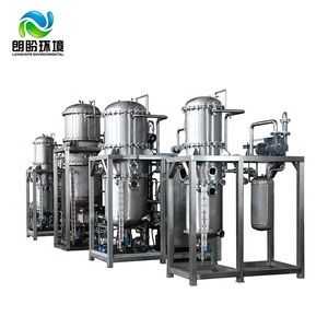 Low Temperature Vacuum Evaporator