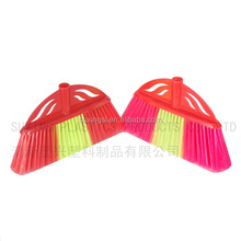 plastic hand broom
