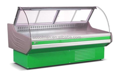Commercial Front Glass Closed Deli Display Fridge