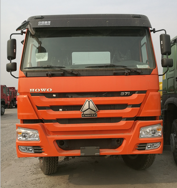 China Famous Brand Tractor Truck For Sale For Towing All Kinds Of Semi Trailers