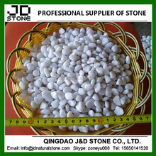 3-5mm snow white pea gravel for landscaping garden ornament