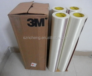 3M 898 pressure sensitive tape,width tensile strength ideal for strapping WHITE 0.15MM THICK
