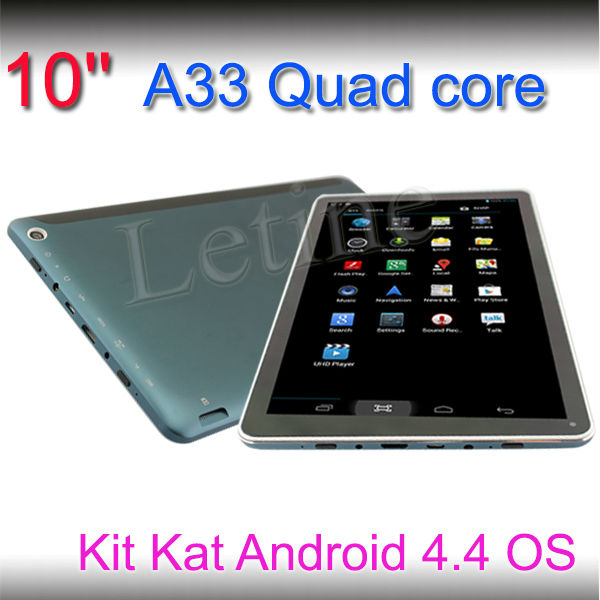 10.1 inch HD Capacitive 1024*600 easy touch tablet smart pc tablet Shenzhen manufacturer MID Letine