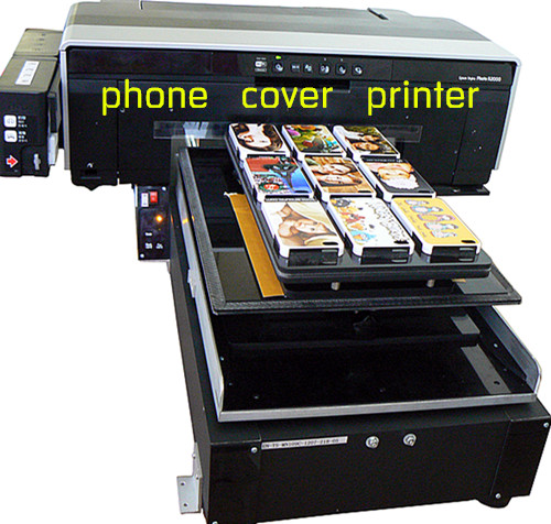 digital cell phone cover printer/phone cover printers for sale