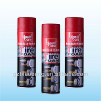 620ml car care product for car tire