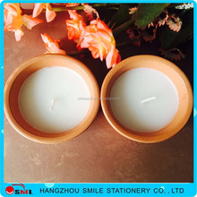 2015hostest ceramic water scented candle jar container