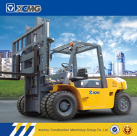 XCMG offical manufacture CPCD80 8ton forklift for sale