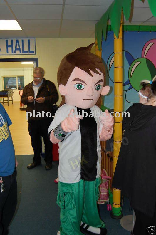 Inflatable Promotion Cartoon Model for Sale