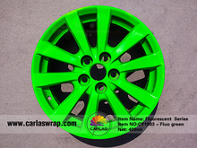 Carlas car wheel protective spray peelable paint plastic film