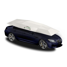 Melody new product high quality automatic waterproof car packing cover for gift
