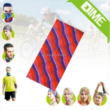 Reflective Stretchy Seamless Tube Bandana Custom Design