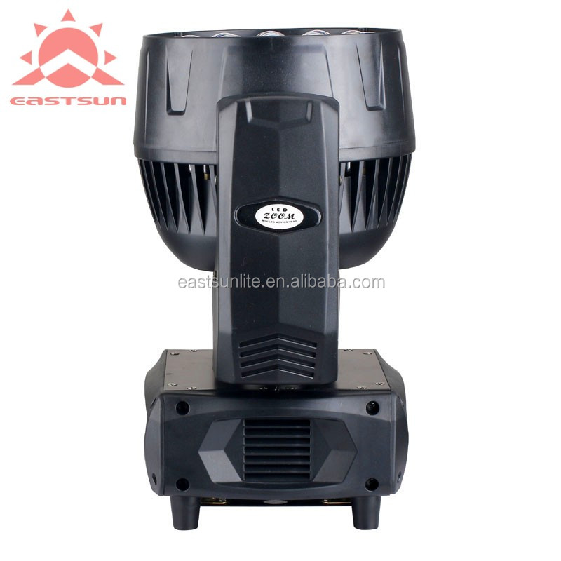 Beam+Zoom+Wash+Aura 19*15w 4in1 led moving head stage lighting