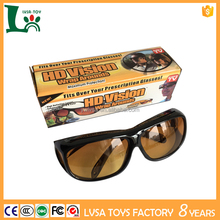 Yellow Night View NV Glasses Driving View Sunglasses For Men & Women
