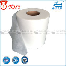 Manufacturer Polyester Raw Material Paper Cloth Non Woven Face Mask 100%Polypropylene Pp Spunbond Roll Non Woven Fabric