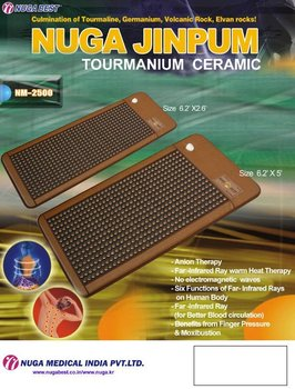 NM 2500- Tourmanium Ceramic equipments
