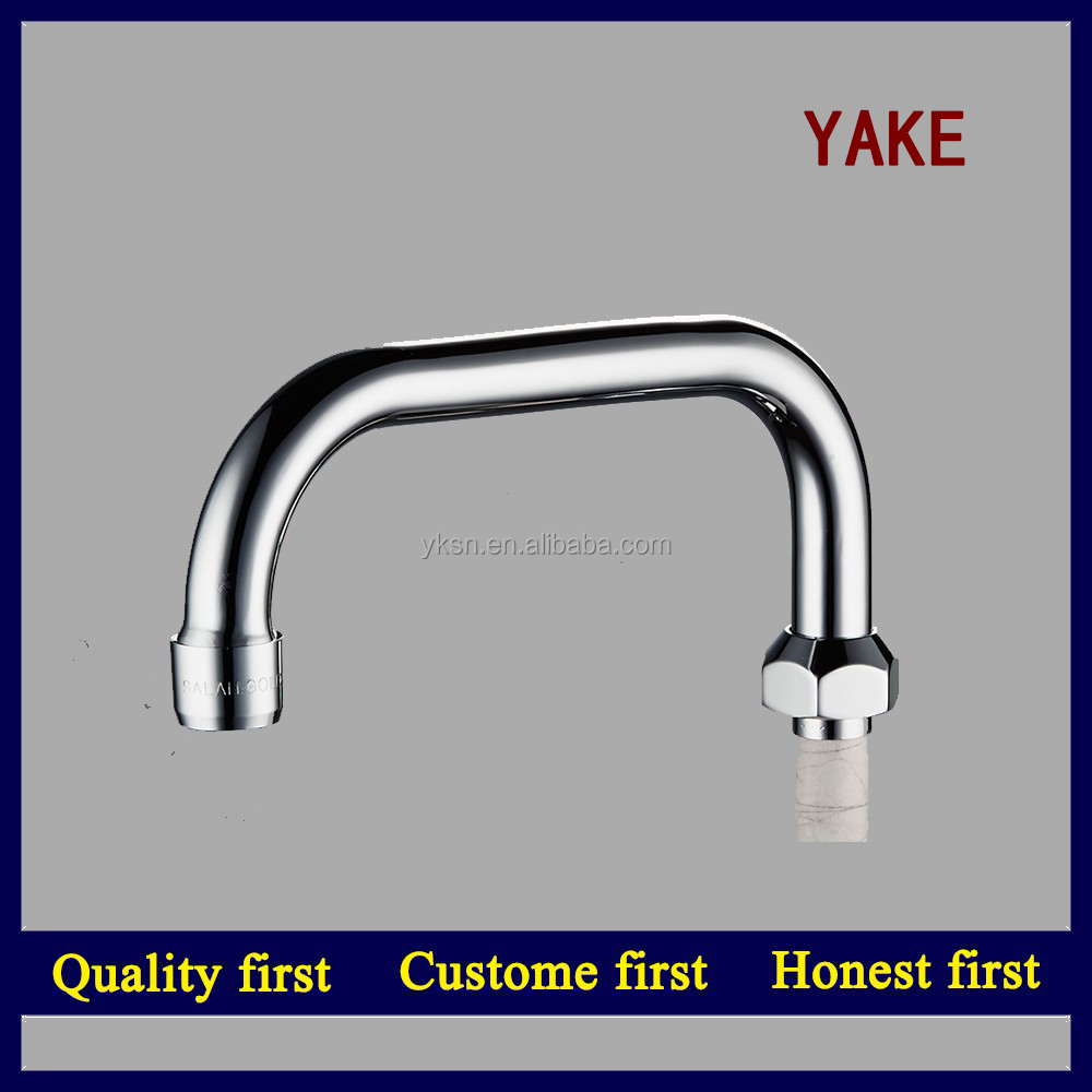 online shopping deck mounted polished surface treatment and ceramic valve core kitchen faucet spout