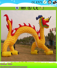 Inflatable Event Dragon Arch supplier