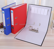 Paper cardboard pvc/pp surface a4/fc 2 Rings lever arch file folder