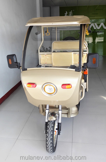 Electric auto rickshaw used pedicabs for sale