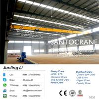 New Technology Electric Hoist Overhead Crane with Wire Rope Cable 7.5 Ton, 10Ton