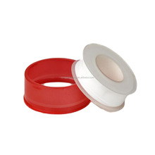 PTFE thread seal tape with red case, 17mm x 0.1mm x 20m