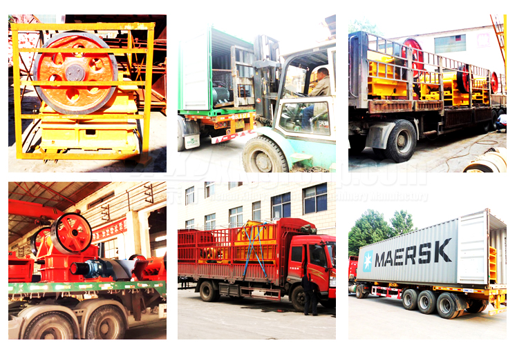 High Performance Various Models And Specifications Rock Stone Jaw Crusher