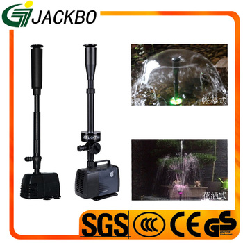 2017 little fountain pump with high quality
