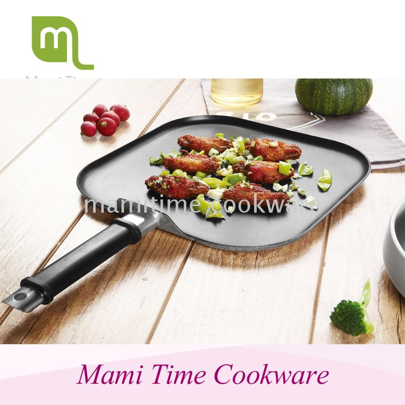 Fry pan for induction cooking with factory price