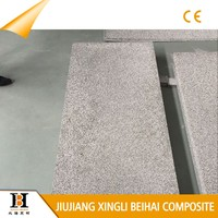 Sound Deadening Aluminum Foam Wall Panels for High Speed Train