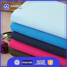 100% linen material 100%cotton combed suiting shirting poplin fabric 65polyester 35cotton 133x72 2/1 twill dyed shirting fabric