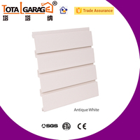 White Slat Wall System,Slat wall Shoe Display for Shoe store