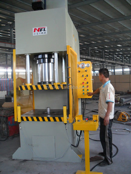 Single-Column Hydraulic Press (1t~500t)