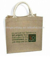 Jute sack bag wholesale