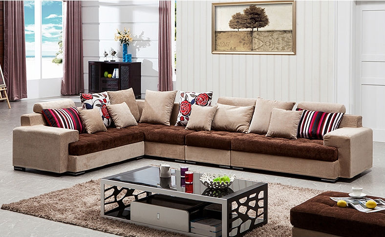 2014 Latest Sofa Design Living Room Sofa H9905