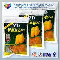 flat pouch manufacturer/heat resistant packaging bag/plastic food bag packaging meat